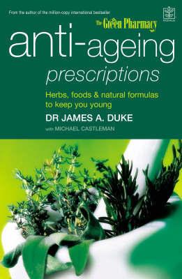 Anti-ageing Prescriptions by James A Duke image