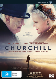 Churchill on DVD image