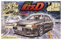 Initial D: 1/24 Mitsubishi Lancer (Evo III/Sudo) - Model Kit