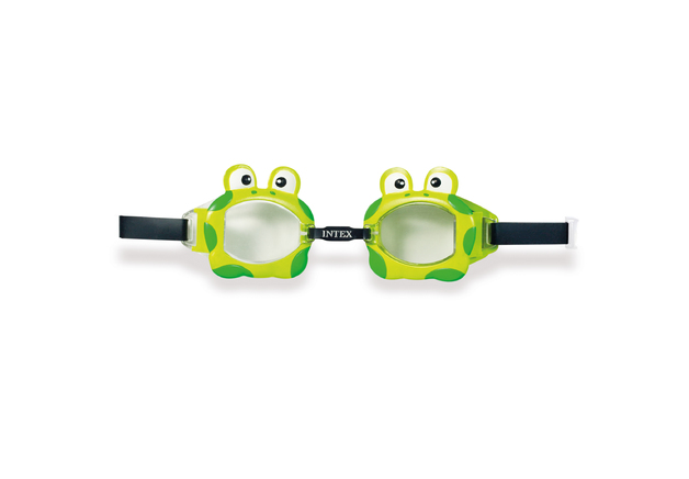 Intex: Fun Goggles - Green Frog