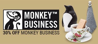 30% off Monkey Business!