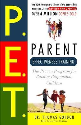 Parent Effectiveness Training by Thomas Gordon image
