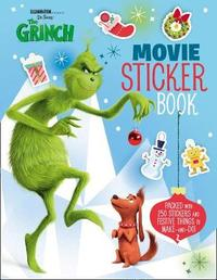 The Grinch: Movie Sticker Book