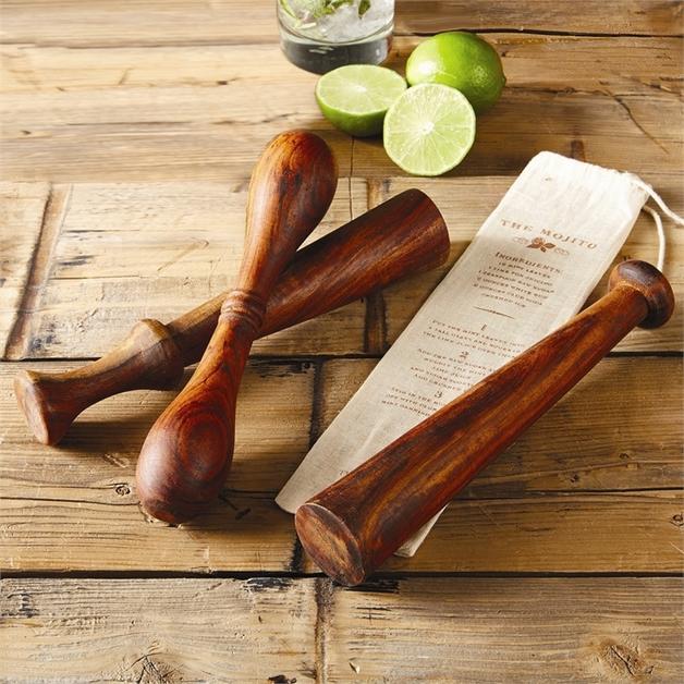Wooden Muddler