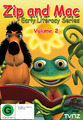 Zip And Mac : Early Literacy Series (Volume 2) DVD