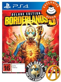 Borderlands 3 Deluxe Edition for PS4