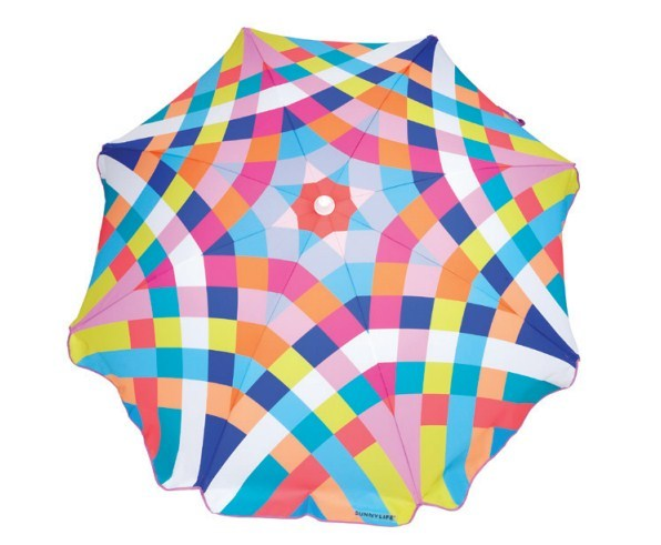 Sunnylife: Beach Umbrella - Block Party