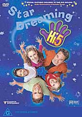 Hi-5 - Star Dreaming on DVD