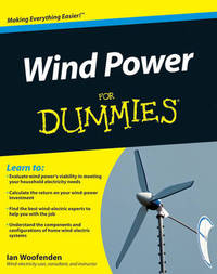 Wind Power for Dummies by Ian Woofenden