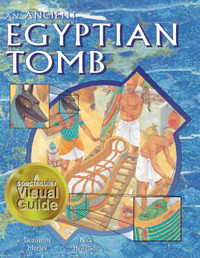 An Ancient Egyptian Tomb by Jacqueline Morley image
