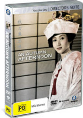 Autumn Afternoon, An (2 Disc Set) on DVD