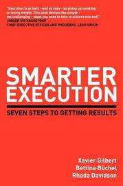Smarter Execution by Xavier Gilbert