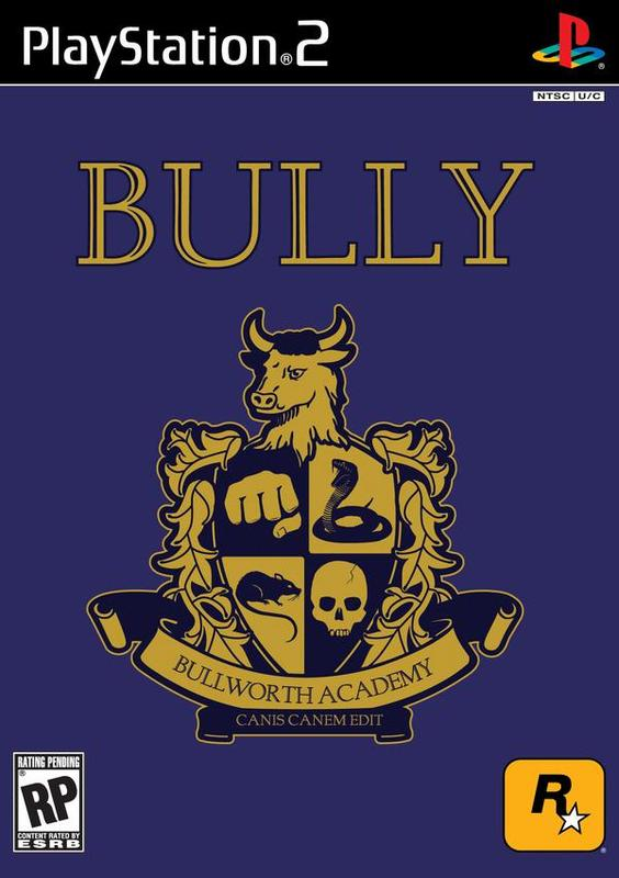 Bully for PS2