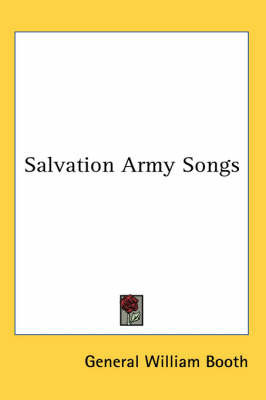 Salvation Army Songs