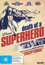 Death of a Superhero on DVD