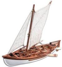 Providence - New England's Whaleboat Model Kit