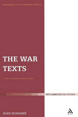War Texts by Jean Duhaime