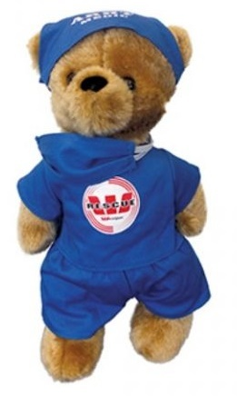 Auckland Rescue Helicopter - Medic Bear