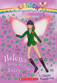 Helena the Horse-Riding Fairy by Daisy Meadows image