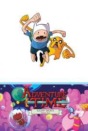 Adventure Time: Sugary Shorts: Volume 2 by Roger Langridge
