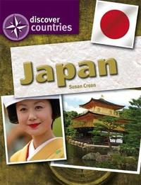 Discover Countries: Japan by Susan Crean image