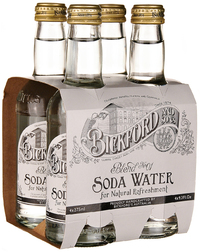 Bickfords & Sons Classic Mixers - Soda Water (275ml)