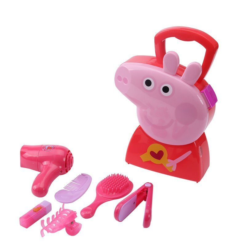 Peppa Pig: Roleplay Set - Hair Case image