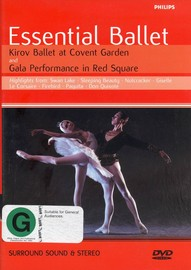Essential Ballet - The Krov Ballet on DVD image