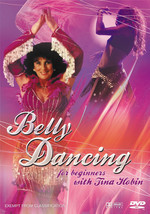 Belly Dancing For Beginners on DVD