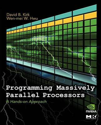 Programming Massively Parallel Processors: A Hands-on Approach image