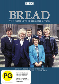 Bread: Season 1 And 2 (2 Disc) on DVD image