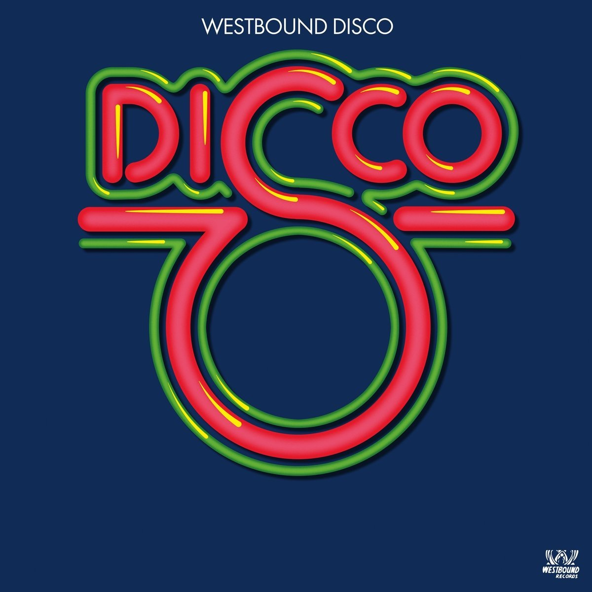 Westbound Disco by Various Artists image
