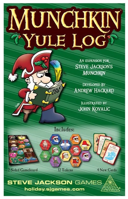 Munchkin: Yule Log - Expansion Set