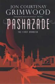 Pashazade by Jon Courtenay Grimwood image