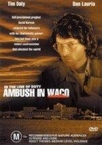 In The Line Of Duty Ambush In Waco on DVD