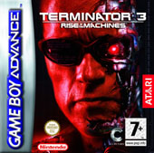 Terminator 3: Rise of the Machines for Game Boy Advance