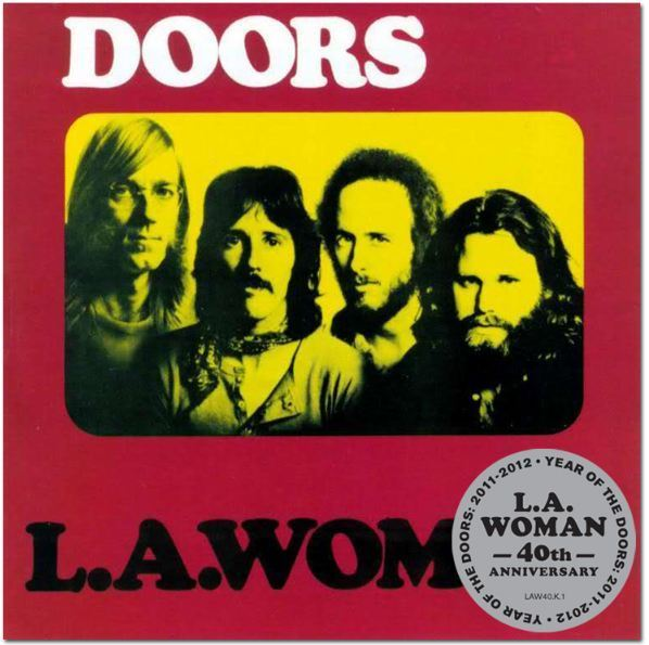 L.A. Woman 40th Anniversary Edition (2CD) by The Doors