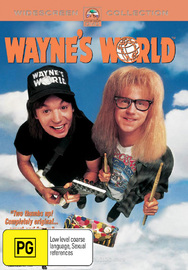 Wayne's World on DVD