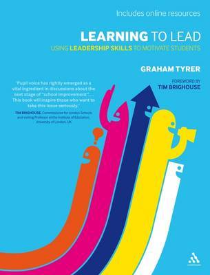 Learning to Lead by Graham Tyrer