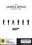 Bond 50: The Complete 23 James Bond Film Collection Box Set DVD