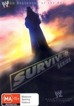WWE - Survivor Series 2005: The Beginning Of The End on DVD
