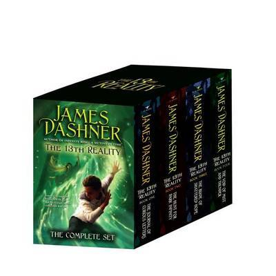 The 13th Reality Boxed Set by James Dashner