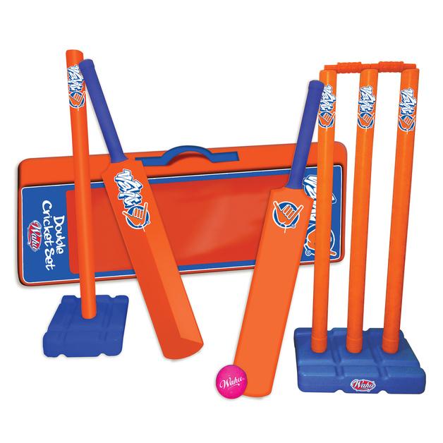 Wahu: Double Cricket Set - Orange