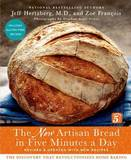 The New Artisan Bread in Five Minutes a Day by Jeff Hertzberg