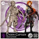 Guildball: Union Captain