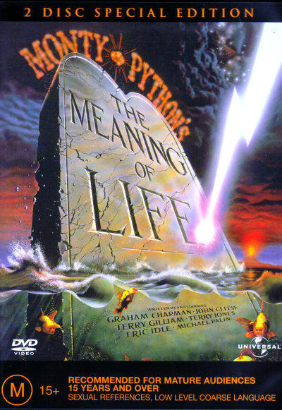 Monty Python's Meaning of Life - Special Edition on DVD