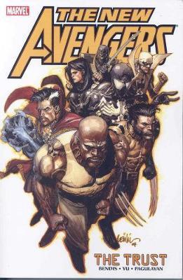 New Avengers Vol.7: The Trust