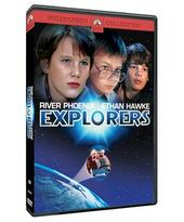 Explorers on DVD