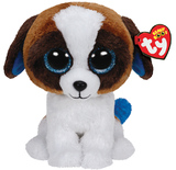 Ty: Beanie Boo's (Duke Dog, Medium)