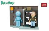 Rick and Morty: Smith Garage Rack - Small Construction Set